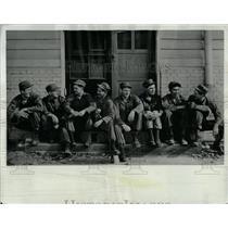 Press Photo Chicago Korean War Veterans head home - RRX63711