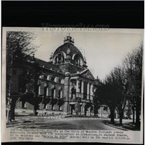 1924 Press Photo Palais Du Rhin Strasbourg France - RRX76677