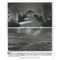 1985 Press Photo Republic of Haiti Caribbean Country - RSC81643