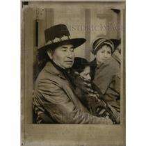 Undated Press Photo Native Americans - RRX58239
