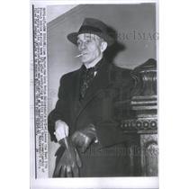 Serge Rubenstein's butler William Morter - RSC83063