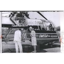 1964 Press Photo Crutis Racing Races Indianapolis Park Track - RSC28927