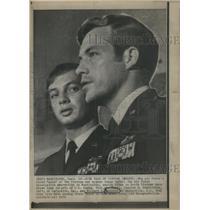 1972 Press Photo Richard Ritchie aces of the Vietnam war - RSC51311