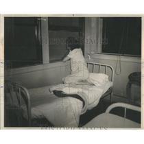 1949 Press Photo Edan Wright Chicago Parental School Daily News - RSC46317