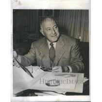 1951 Press Photo Cecil B. DeMill (Director) - RSC70671