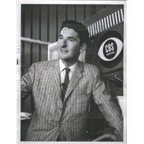 "1958 Press Photo Jack Narz host of show "" Dotto"" - RSC85663"