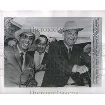 1963 Press Photo President-Elect of Mexico Gustavo Diaz Ordaz - RSC65869