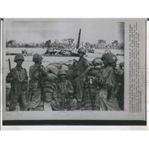 1961 Press Photo Indian United Nations UN Troops at Katanga, Congo - RSH82379