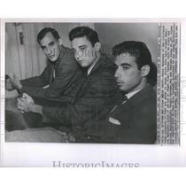 1963 Press Photo Cuban Invasion Enrique Rodriguez - RSC52505