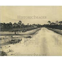 1925 Press Photo Dutch colonial style house in Rio vista in Florida