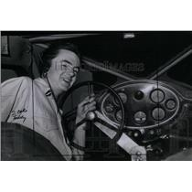 1940 Press Photo Dick James East High School Pilot Show - RRX44153
