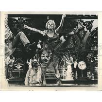 1964 Press Photo Debbie Reynolds