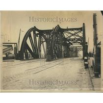 1930 Press Photo Halsted Street