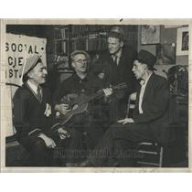 1935 Press Photo Pix Shows Adeline Story