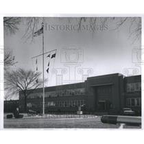 Press Photo Administration and Plant Building