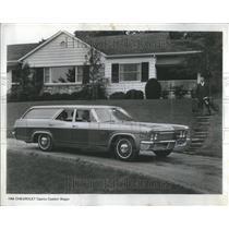 1965 Press Photo Chevrolet Caprice Auto
