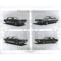 1966 Press Photo Ford Motor Company
