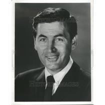 1962 Press Photo Fess Elisha Parker Actor Television - RRR98439
