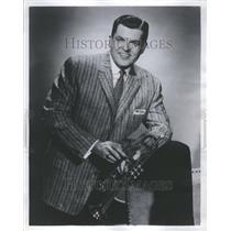 1957 Press Photo Leonard B.Smith Conductor