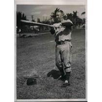 1941 Press Photo Gabby Hartnett To Assist Giants Manager Bill Terry