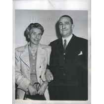 1947 Press Photo Arthur Rank Great Britain Film Industry - RSC72783