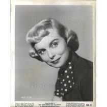 1950 Press Photo Actress Meg Randall - RSC72975