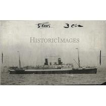 1915 Press Photo The Lafayette, French Liner - nex00383