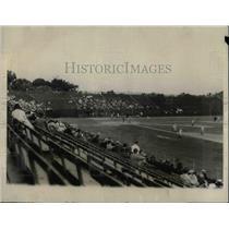1926 Press Photo Jacke Barbee and Jones of Princeton University running bases