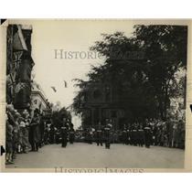 1927 Press Photo Governor of Canada Funeral - nea47126
