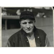 1932 Press Photo Bill Rogell Infielder Detroit Tigers Palo Alto California MLB