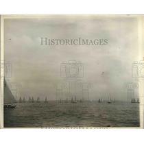1930 Press Photo American Yacht Club boat race - nea63088