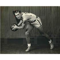 1932 Press Photo Joe Sawicki, Center for Indiana University