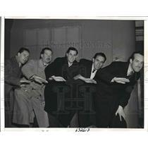 1941 Press Photo South Americans To Study Aviation - nea64115