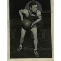 1926 Press Photo Albert Foster of N.W.U