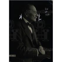 1922 Press Photo Beltran Mathieu Chile Ambassador Pan American Conference
