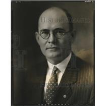 1923 Press Photo John G. Pipkin of Dept. Commander of Arkansas. - nea71946
