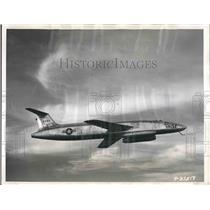 1949 Press Photo New Martin XB-51 jet bomber for test flight