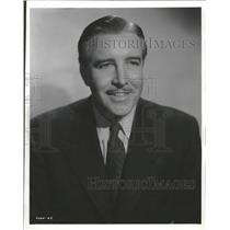 1941 Press Photo John Boles (Actor) - RRT70909