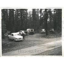 1955 Press Photo Gold Uranium Bumping Lake Washington - RRT28159