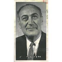1962 Press Photo Charles Goren