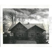 1941 Press Photo Michigan Institute