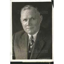 1928 Press Photo WIlliam Green Union Labor President - RRT05337