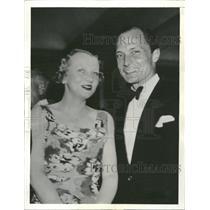 1938 Press Photo Barbara Hutton American Socialite - RRT61041
