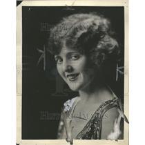 1921 Press Photo Doris May Hang - RRT03349