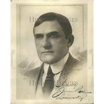 1919 Press Photo Julian Rose Orpheum - RRT03237