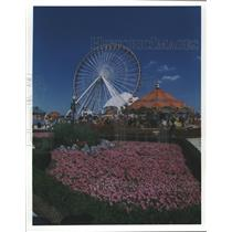0000 press photo Navy Pier