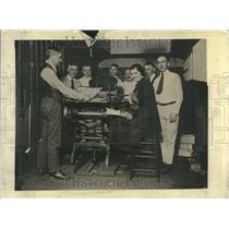 1920 Press Photo  New York Central Gov Cox San Francisc