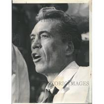 1953 Press Photo John Huston Director Screenwriter - RRT43141