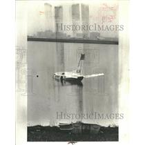 1979 Press Photo twin engine aircraft Airport O Hare - RRT89883