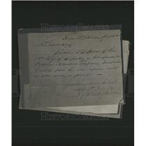 1911 Press Photo Theatrical society - RRT24089